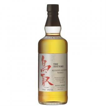 The Tottori Whisky Japan 43° Cl.50